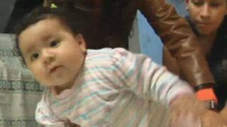 Desarrolla ejercicios para incentivar el gateo en tu bebé