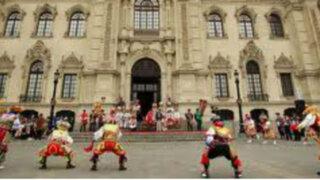 Palacio de Gobierno lanza festividad de la Virgen del Carmen de Paucartambo