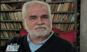 Padre Garatea fue internado en hospital tras sufrir descompensación