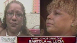 Anticuchos criollos: el lío entre Bartola y Lucía de la Cruz