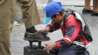 Más de 6 mil niños dejarán de trabajar gracias a Proyecto Piloto Semilla