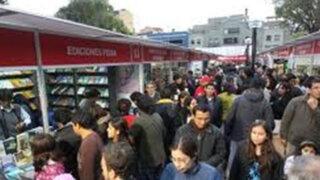 Feria del Libro de Lima espera  300,000 visitantes