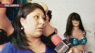Reinas de lentejuelas: empresarias que visten a las vedettes