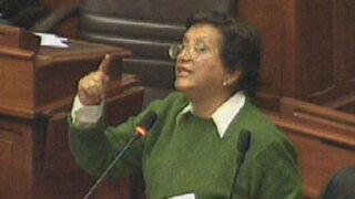 Congresista Mavila: Video confirma que Antauro Humala recibe trato especial