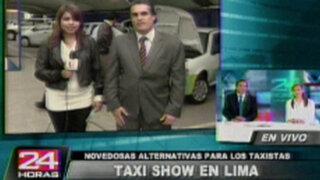 Taxistas de Lima podrán empadronarse solo hasta el 15 de noviembre