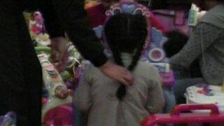 Madre quema con plancha caliente a hija de seis años en Santa Anita