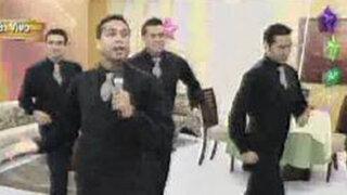 Hermanos Yaipén cuentan detalles sobre sus giras musicales