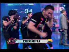 Colombia gana la semana de revancha por segunda noche consecutiva