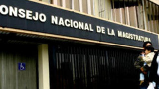 CNM suspendió a fiscal Carlos Ramos por tener varios procesos de investigación