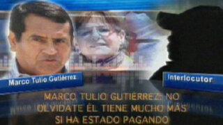 Audios revelan financiamiento de la revocatoria de Villarán