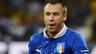 UEFA castigó a futbolista italiano por sus declaraciones homofóbicas