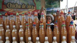 Feria de Peruanidad promociona la Chicha como bebida de bandera