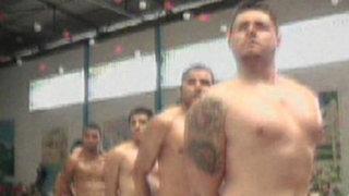 Internos de penal de Lurigancho disputaron título de 'Míster Luri'