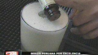 Este domingo se celebrará el día del pisco, bebida peruana por excelencia