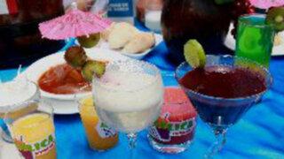 Población tacneña celebra el Día Nacional del Pisco con el 'Tacna Sour'