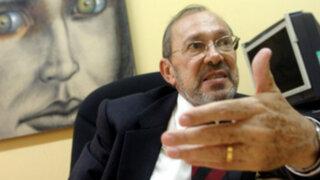 Salomón Lerner desestima pedido para revisar informe final de CVR