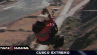 Adrenalina al máximo con los deportes de aventura extrema en el Cusco