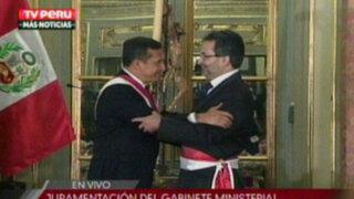 Oposición califica de error elección de Jiménez Mayor como premier