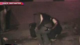 Encuentran cuerpo descuartizado dentro de una maleta en Huacho