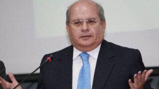 Ministro Cateriano: No hay dudas que terrorista caído es el camarada William