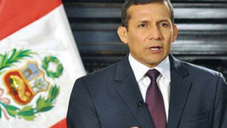 Presidente Humala respaldó demanda contra Alfredo Crespo