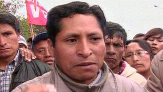 Dirigente de Conare Sutep fue denunciado por desmanes