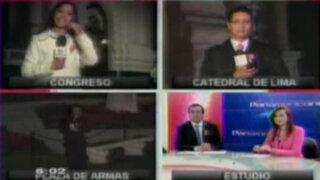 Cobertura especial de Panamericana Televisión por Fiestas Patrias