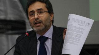 Ejecutivo denuncia y anula millonario contrato a 'Dentilac del Perú' por fraude