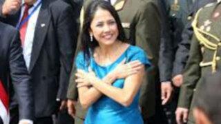 Expertos en moda analizan look de Nadine Heredia en Fiestas Patrias