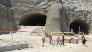 Anuncian que obras del túnel Rímac–SJL culminarán en octubre del 2013