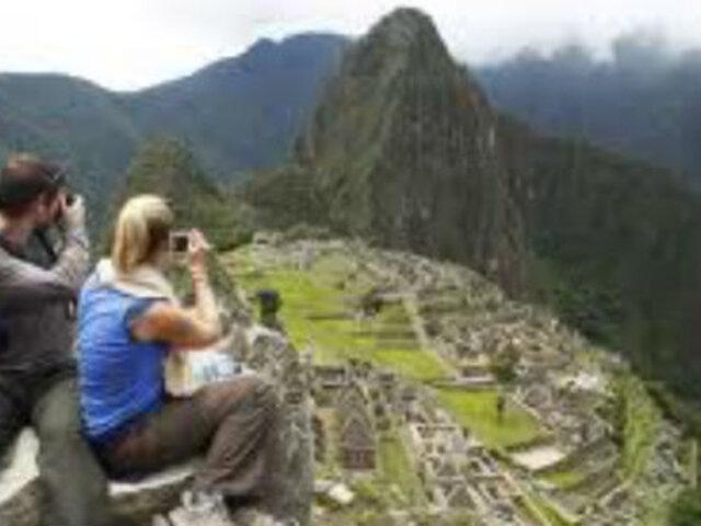Pese a crisis EEUU se mantiene como principal emisor de turistas al Perú