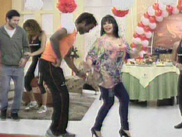 Paso a paso: aprenda a bailar el alcatraz con Tavo Mendoza