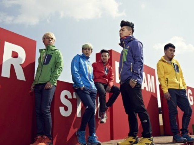 Banda coreana Big Bang prepara espectacular concierto en Lima
