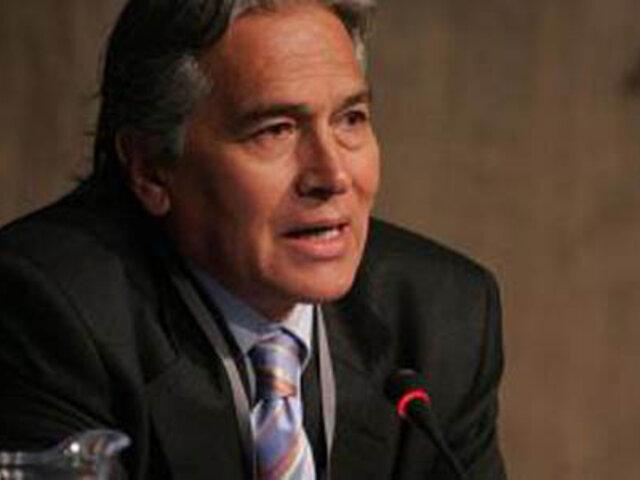 Vladimiro Huaroc es el nuevo jefe de Oficina de Gestión de Conflictos Sociales