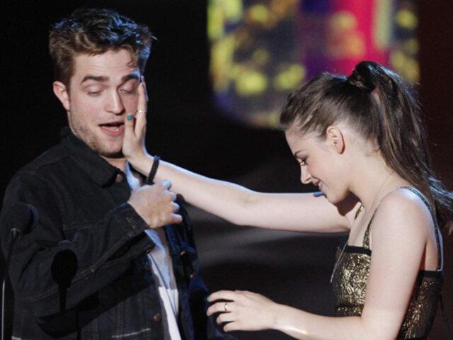 Kristen Stewart y Robert Pattinson pelean por la custodia de su perro