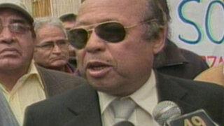 Partido 'Fuerza Popular' impediría uso de su nombre por 'Fuerza 2011'