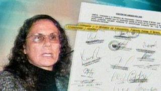 Concretan pedido de interpelación contra ministra Patricia Salas