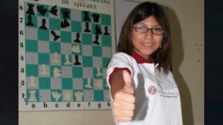 Deysi Cori tras su primer encuentro en Grecia: Voy por el primer lugar