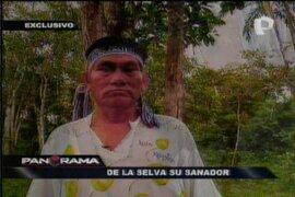 Conozca a Luis Culquitón: el guardián de los secretos de la amazonía peruana