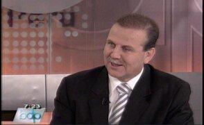 Ex ministro Tejada: El desafío para disminuir riesgo de cáncer es trabajar en la prevención