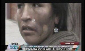 Huacho: sujeto quema con agua hirviendo a su pareja tras fuerte discusión
