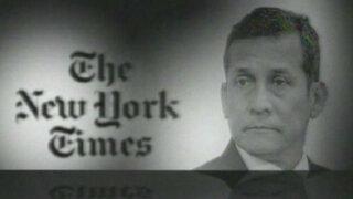 The New York Times compara a familia Humala con 'Los locos Addams'