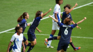 Japón y Estados Unidos se enfrentan por el oro en fútbol femenino en Londres 2012