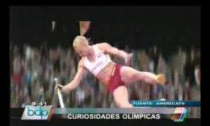 Bloque Deportes: Curiosidades de las Olimpiadas de Londres 2012