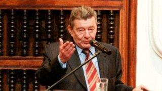 Roncagliolo y ministra argentina analizaron actividades del  Movadef