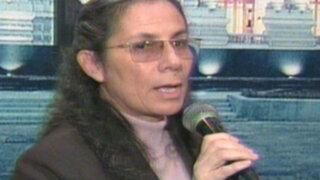 Patricia Salas visita nuevamente el Parlamento por ley de maestros