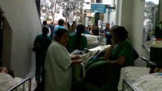 San Isidro: falsa alarma de bomba desató terror en clínica 'El Golf'