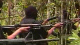 Afirman que terroristas del Vraem preparan gran atentado con dinamita robada