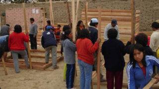 """Lanza concurso """"Con viviendas temporales, nos preparamos para la emergencia"""""""