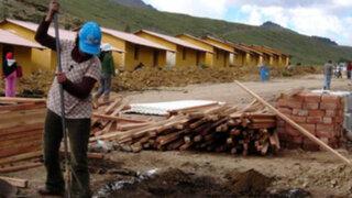 Gobierno acelerará reconstrucción de viviendas afectadas por sismo del 2007